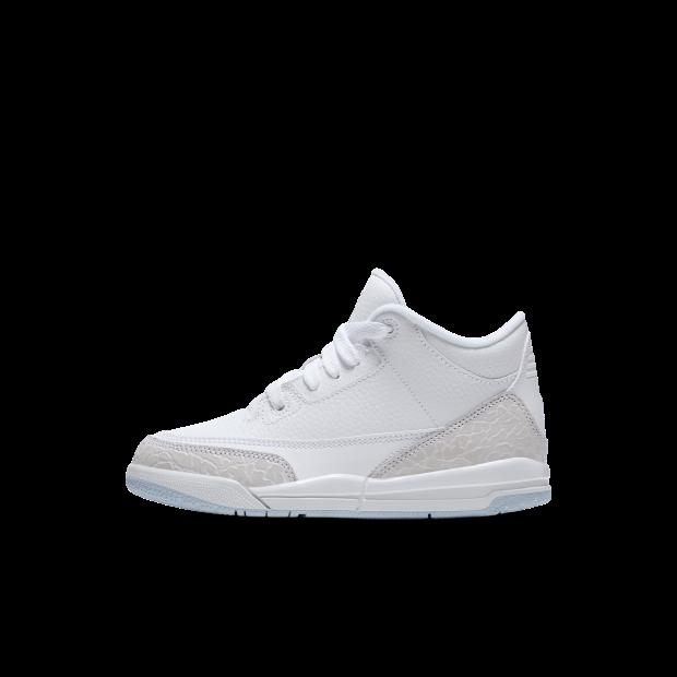 a48367540f3 Nike Jordan 3 Retro BP 復刻幼童運動童鞋  Nike香港官方網上商店
