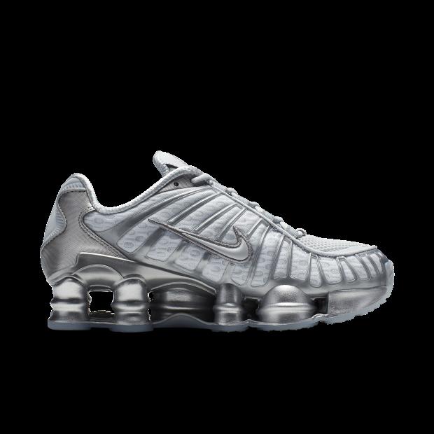 Nike Shox TL - White / Metallic Silver | AV3595-100 | €169