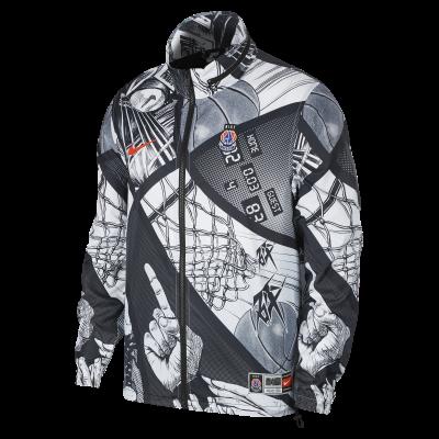 296fb72a8065 Nike Sportswear. Men s Hooded Woven Jacket