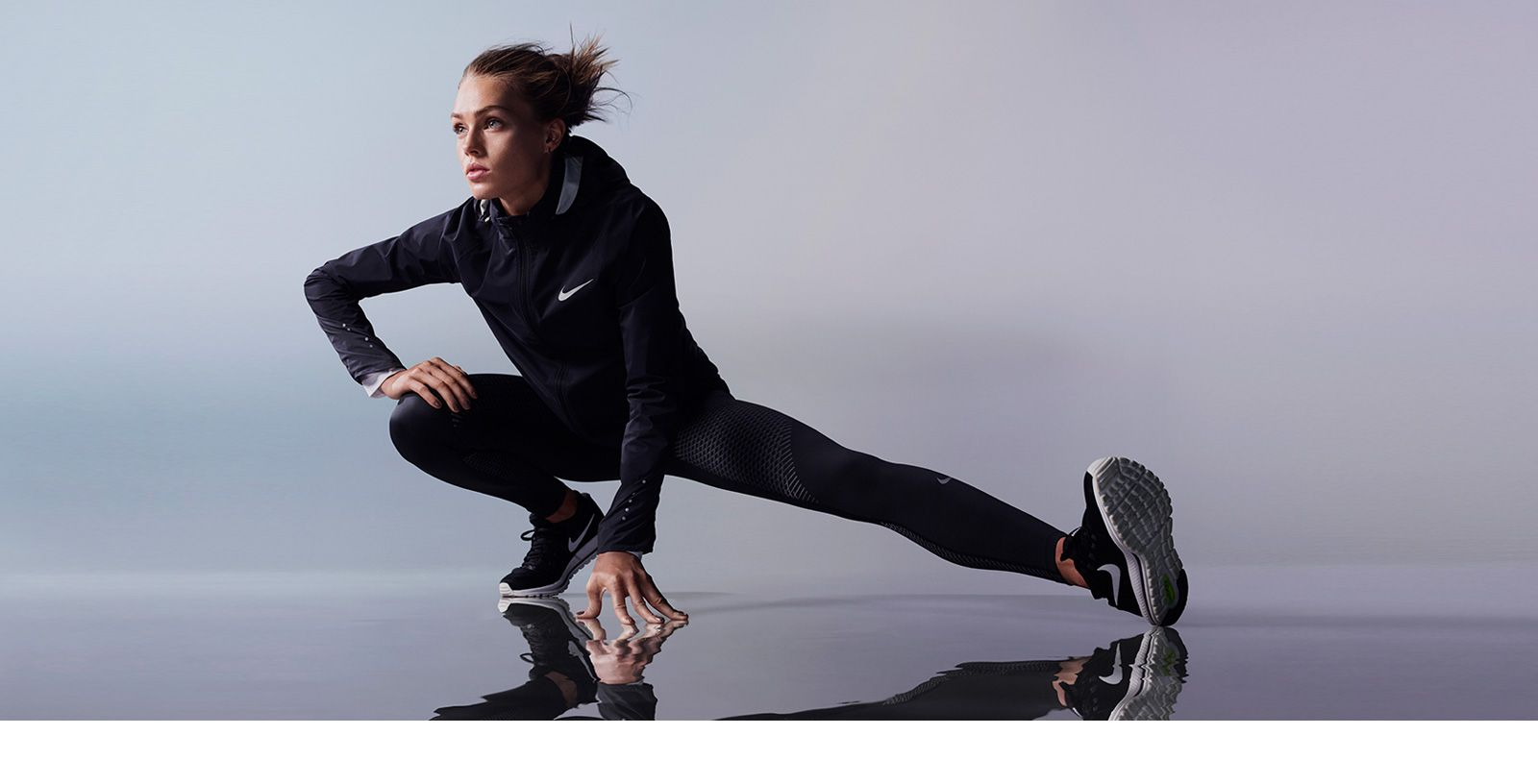 d913a8fd060314 ENERGY IN MOTION. Your tights should give not take. Our new Nike Zonal  Strength running and training tights provide